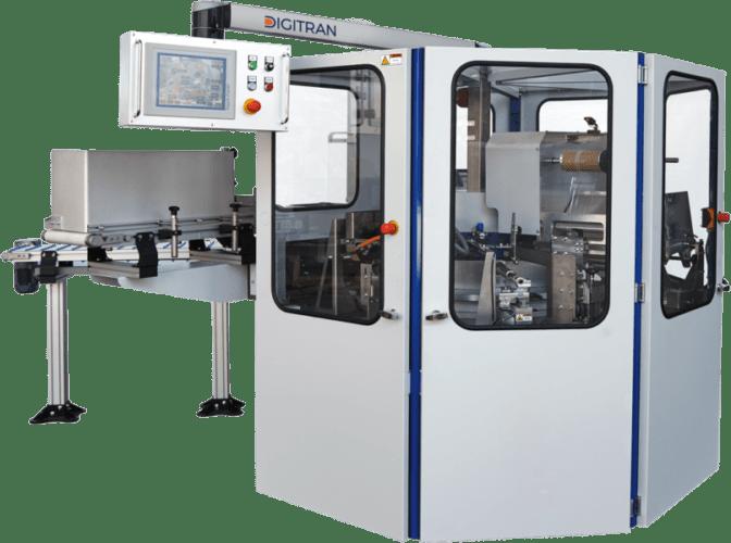 Heat Transfer Machine DIGITRAN-TRT