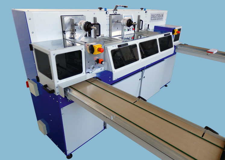 The new DIGITRAN TRF – Heat Transfer Machine for Yardstick and more
