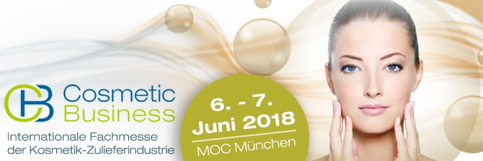 DIGITRAN @ Cosmetic Business 2018