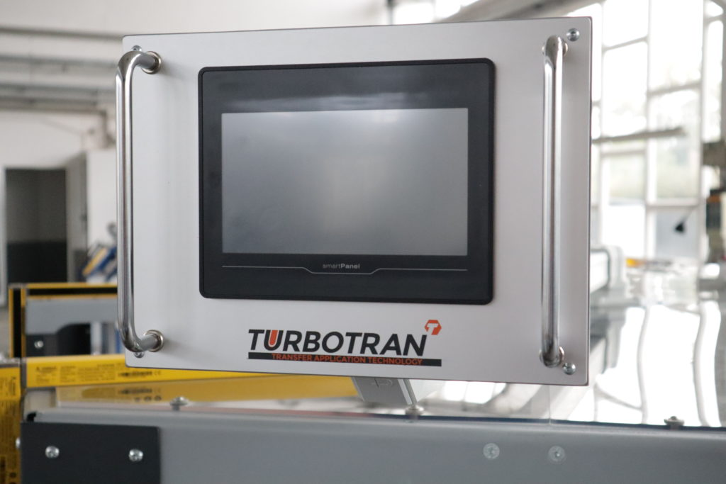 TURBOTRAN 6.1 - Touch Display