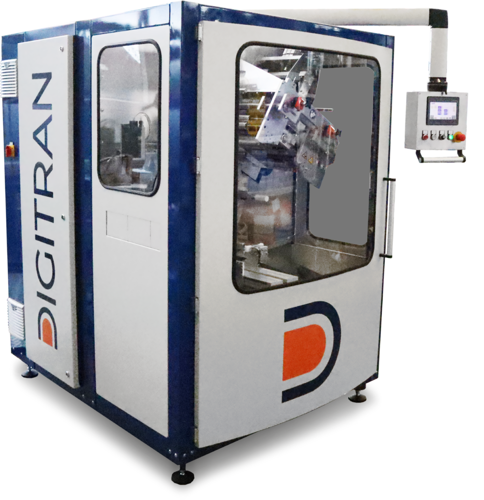 DIGITRAN TRR - Heat Transfer Machine