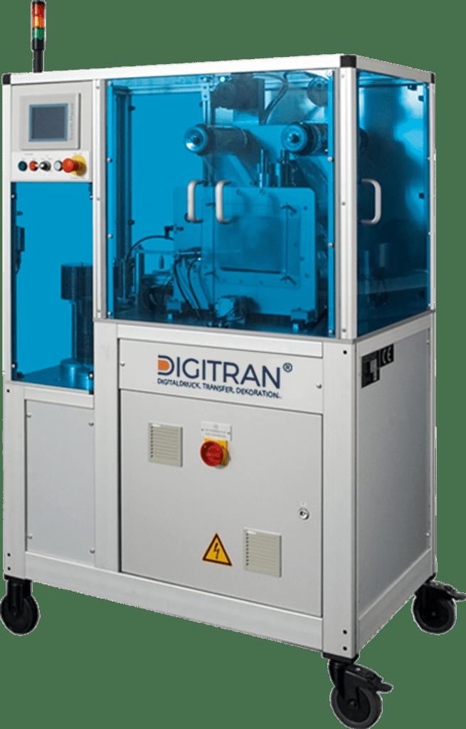 DIGITRAN TSF - Heißtransfermaschine für flache Artikel