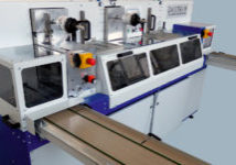 DIGITRAN TRF - Heat Transfer Machine for Folding Meters / Yardsticks